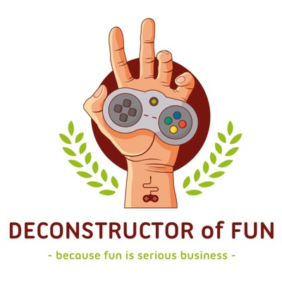 Guest appearance on Deconstructor of Fun