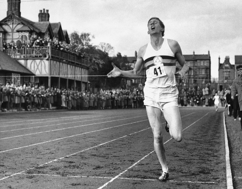 The lesson that Roger Bannister taughtus