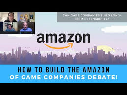 How to Build the Amazon of Game Companies!