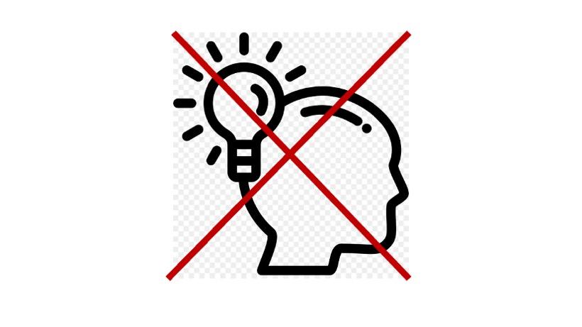 No innovation
